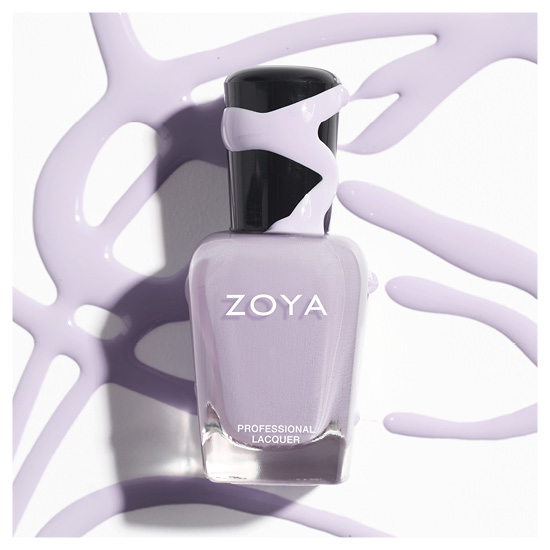 Zoya Nail Polish in Kayleigh Spill (alternate view 2)