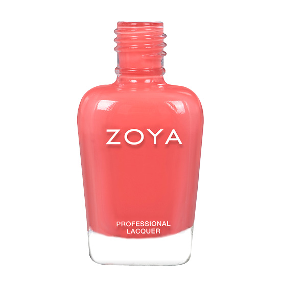 Zoya Nail Polish in Ella Bottle