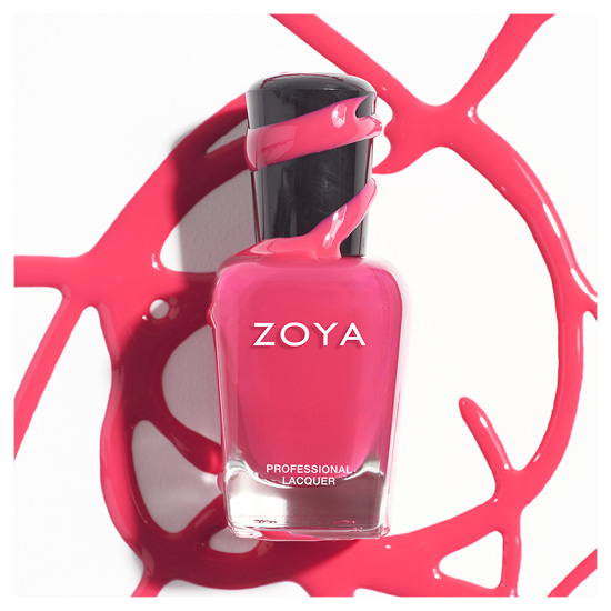 Zoya Nail Polish in Joyce Spill (alternate view 2)