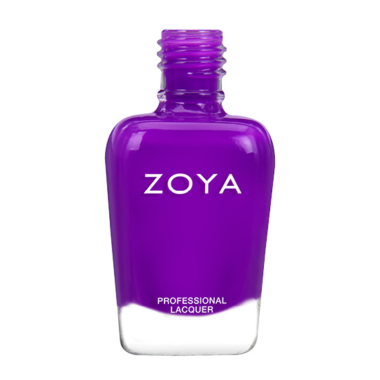 Zoya Nail Polish in Banks Bottle