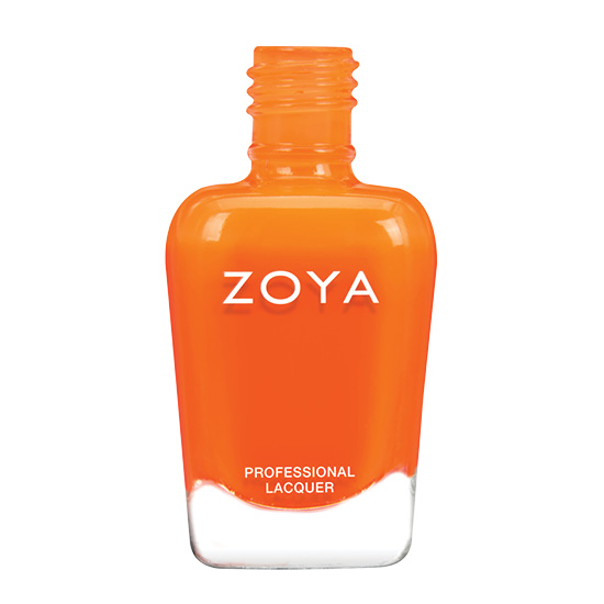 Zoya Nail Polish in Oakley Bottle