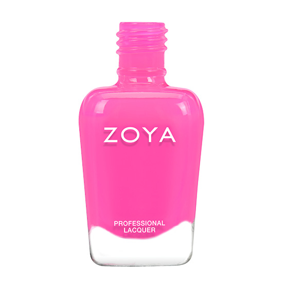 Zoya Nail Polish in Janie Bottle
