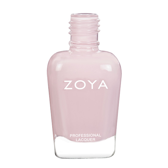 Zoya Nail Polish in Evelyn Bottle