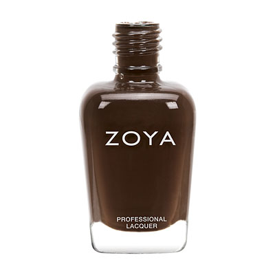 Zoya Nail Polish - Louise - ZP694 - Brown, Cream, Cool