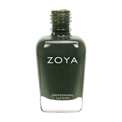 Zoya Nail Polish - Hunter - ZP695 - Green, Cream, Cool