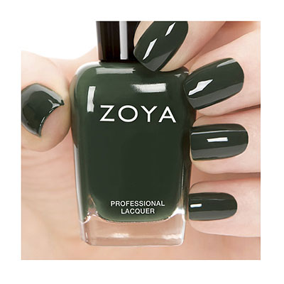 Zoya Nail Polish in Hunter alternate view 2 (alternate view 2 full size)