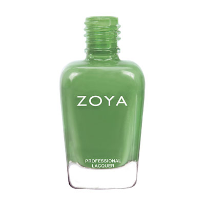 Zoya Nail Polish - Josie - ZP667 - Green, Cream, Cool