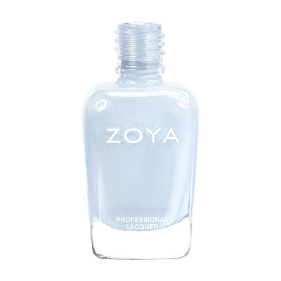 Zoya Nail Polish - Blu - ZP653 - Blue, Cream, Cool