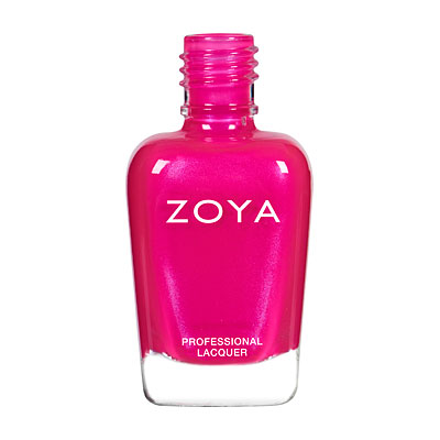 Zoya Nail Polish - Lola - ZP226 - Pink, Metallic, Cool