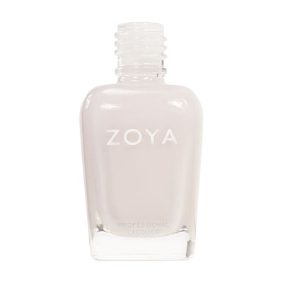 Zoya Nail Polish - Sabrina - ZP235 - French, Nude, Cream, Cool