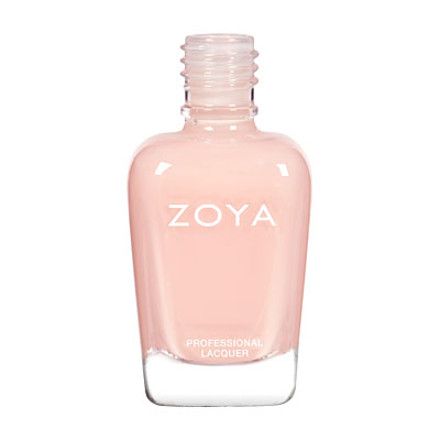 Zoya Nail Polish - Brenna - ZP353 - French, Nude, Cream, Cool