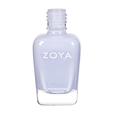 Zoya Nail Polish ZP432  Miley  Purple Nail Polish Cream Nail Polish