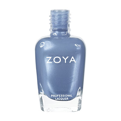 Zoya Nail Polish - Jo - ZP469 - Blue, Metallic, Cool