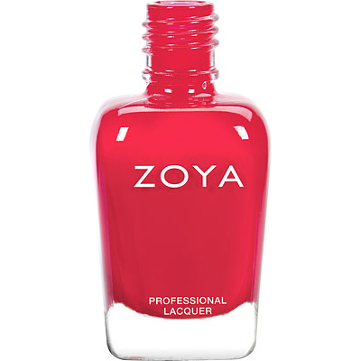 Zoya Nail Polish - America - ZP474 - Red, Cream, Cool