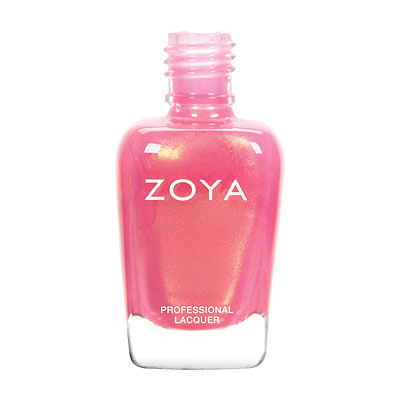 Zoya Nail Polish - Happi - ZP610 - Pink, Metallic, Warm