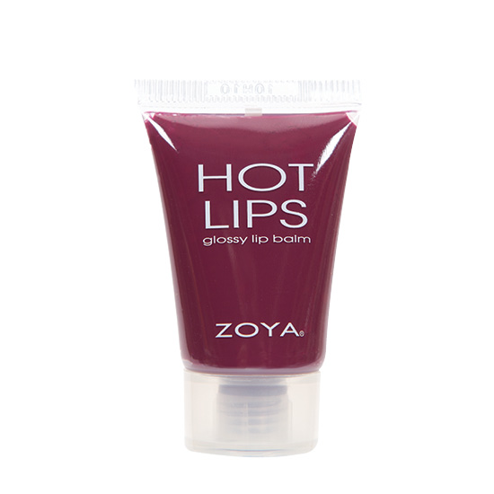 Zoya Hot Lips Lip Gloss in Visa
