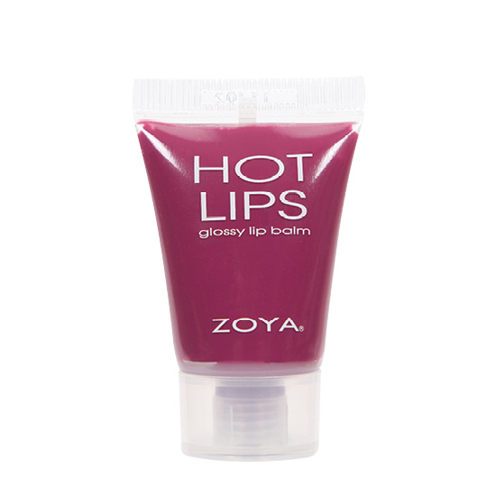 Zoya Hot Lips Lip Gloss in Purr (main image)
