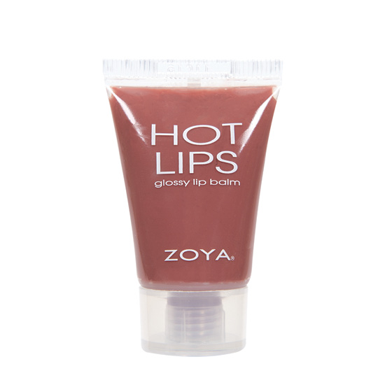 Zoya Hot Lips Lip Gloss in Boudoir