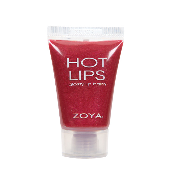 Zoya Hot Lips Lip Gloss in Entourage (main image)