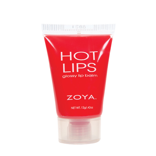 Zoya Hot Lips Lip Gloss in Brodys Girl