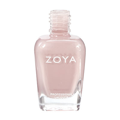Zoya Nail Polish - Avril - ZP279 - Pink, Nude, Cream, Warm