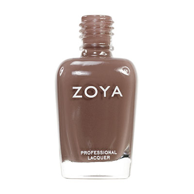 Zoya Nail Polish - Dea - ZP281 - Nude, Brown, Cream, Warm
