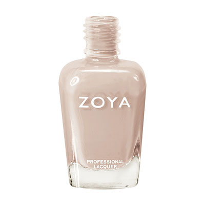 Zoya Nail Polish - Avery - ZP596 - Nude, Cream, Cool, Neutral, Warm