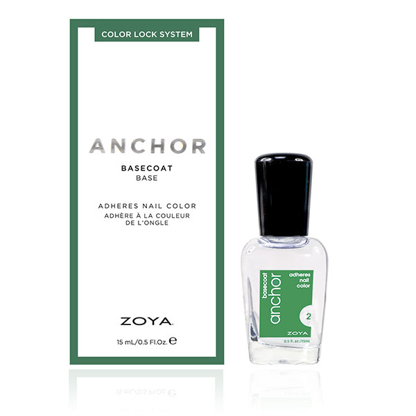 Zoya Anchor Base Coat ZTAN01    professional nail care treatments  beauty supplies