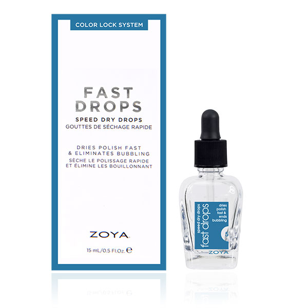 Zoya Fast Drops   ZTFD01 Nail Polish Dryer    professional nail care treatments  beauty supplies