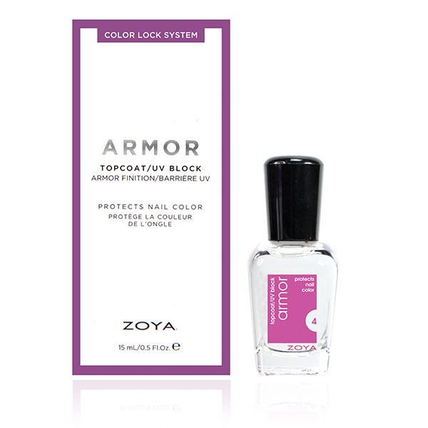 Zoya Armor Top coat top coat topcoat  ZTAR01    professional nail care treatments  beauty supplies