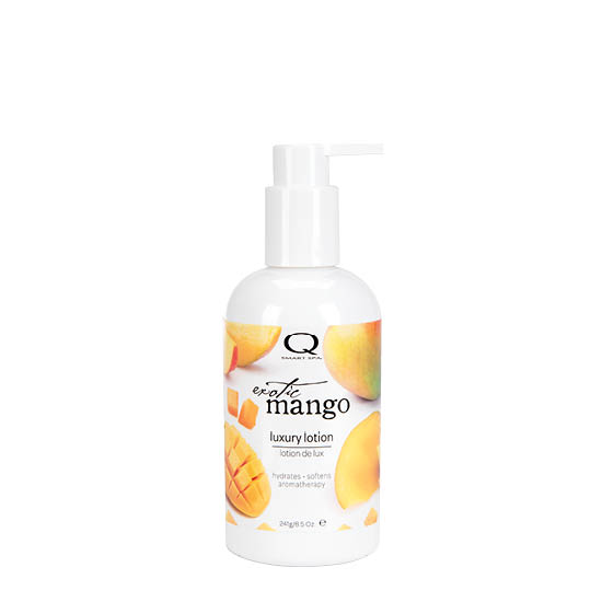 Exotic Mango Luxury Lotion 8.5oz by Smart Spa