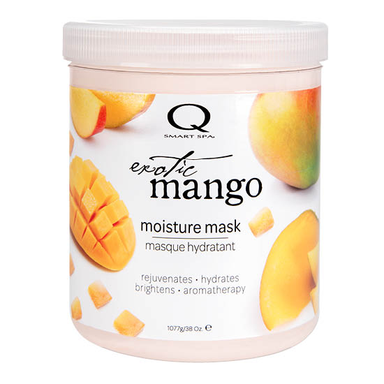 Exotic Mango Moisture Mask 38oz by Smart Spa