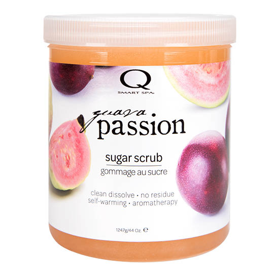 Guava Passion Sugar Scrub 44oz by Smart Spa