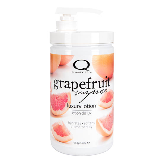 Grapefruit Surprise Luxury Lotion 34oz by Smart Spa