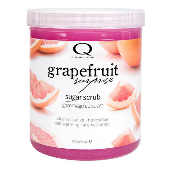 Grapefruit Surprise Sugar Scrub 44oz by Smart Spa
