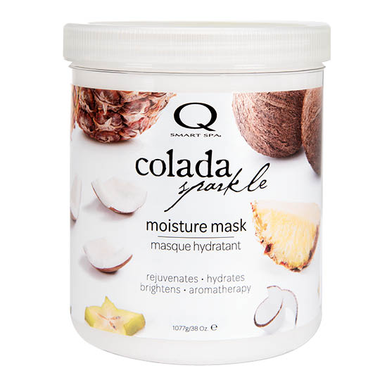 Colada Sparkle Moisture Mask 38oz by Smart Spa