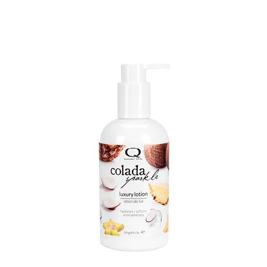 Colada Sparkle Luxury Lotion 8.5oz by Smart Spa