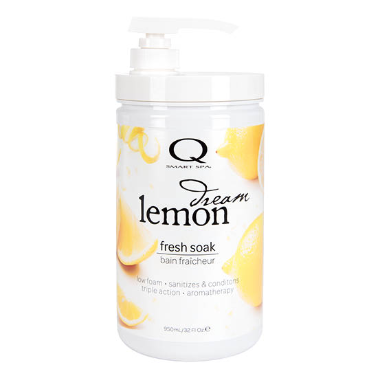 Lemon Dream Triple Action Fresh Soak 32oz by Smart Spa