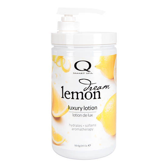 Lemon Dream Luxury Lotion 34oz by Smart Spa