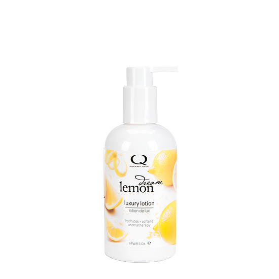 Lemon Dream Luxury Lotion 8.5oz by Smart Spa