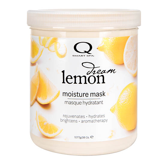 Lemon Dream Moisture Mask 38oz by Smart Spa