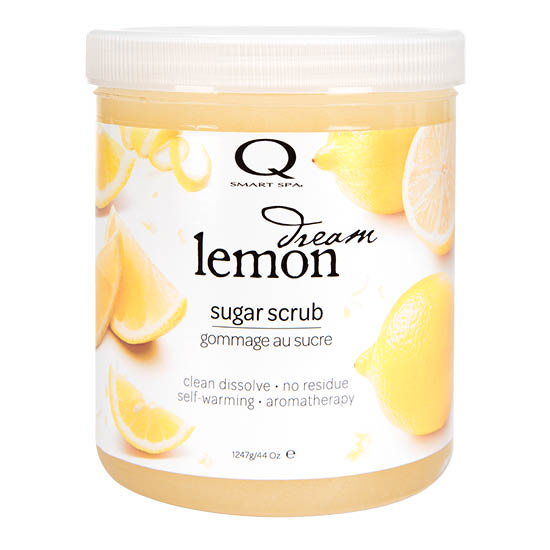 Lemon Dream Sugar Scrub 44oz by Smart Spa