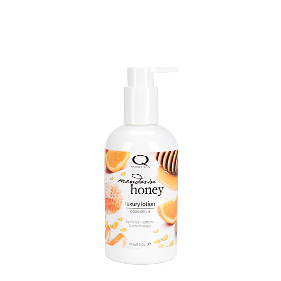 Mandarin Honey Luxury Lotion 8.5oz by Smart Spa