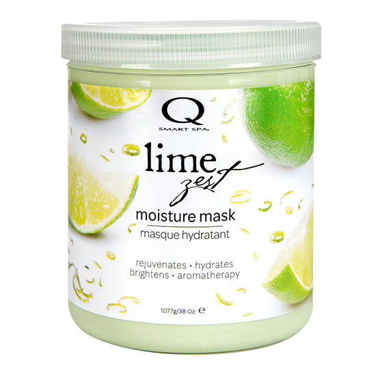 Lime Zest Moisture Mask 38oz by Smart Spa