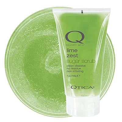 Smart-Spa-Lime-Zest-Sugar-Scrub-7oz-QTLZS01