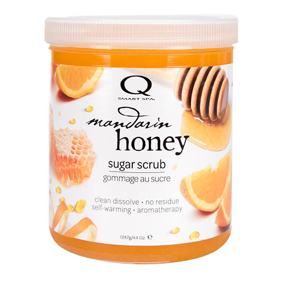 Mandarin Honey Sugar Scrub 44oz by Smart Spa (main image)