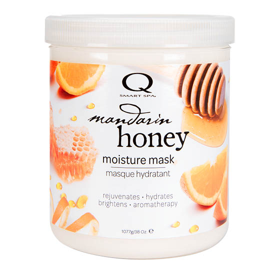 Mandarin Honey Moisture Mask 38oz by Smart Spa (main image)