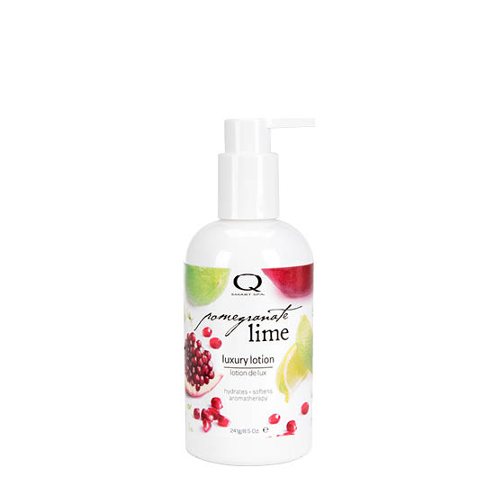 Pomegranate Lime Luxury Lotion 8.5oz by Smart Spa