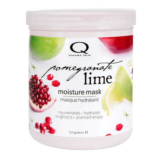 Pomegranate Lime Moisture Mask 38oz by Smart Spa