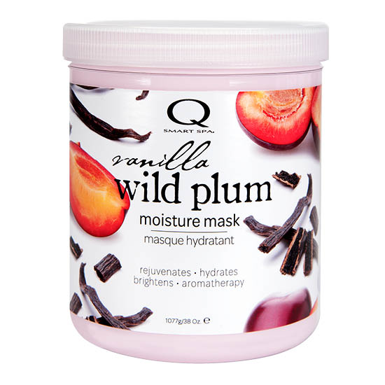 Vanilla Wild Plum Moisture Mask 38oz by Smart Spa